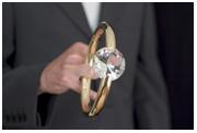big engagement ring